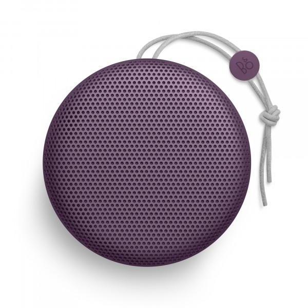 Bang & Olufsen Beoplay A1 Violet top view